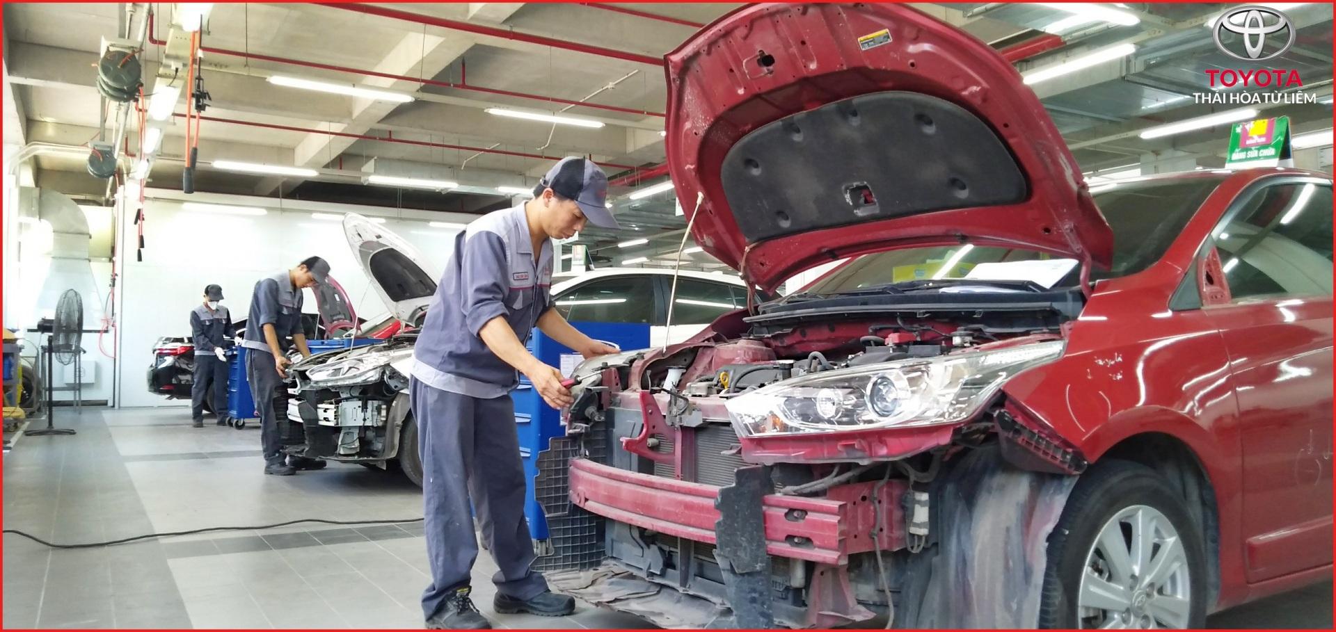 Toyota Thái Hòa Từ Liêm