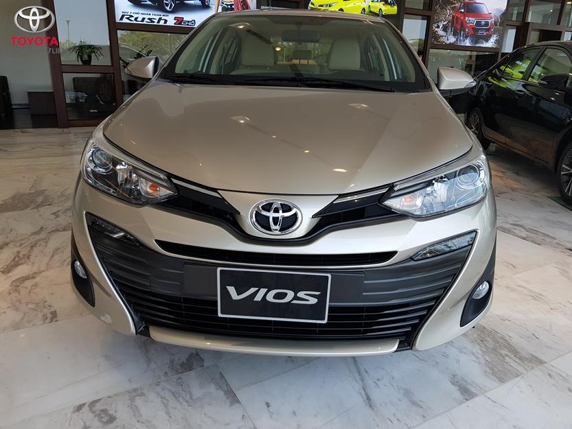 Giá xe Vios Toyota thái hòa từ liêm