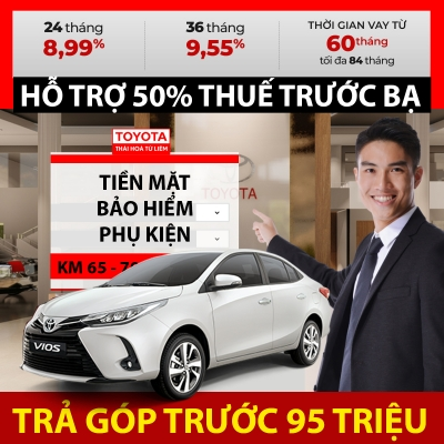 Toyota Thái Hoà Từ Liêm tổ chức lái thử xe tại quán Cafe E'mu ngày 10/04/2021