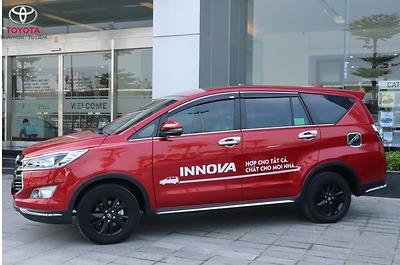Ngày hội lái thử và trưng bày xe Toyota