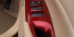 Ốp trang trí bậc nghỉ tay (Màu đỏ)