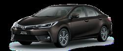 Corolla Altis 2.0V Luxury (CVT)