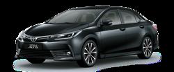 Corolla Altis 2.0V Sport (CVT)