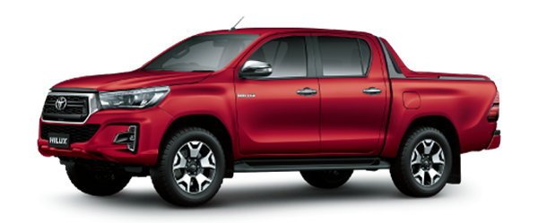 Hilux 2.4E 4X2 AT MLM